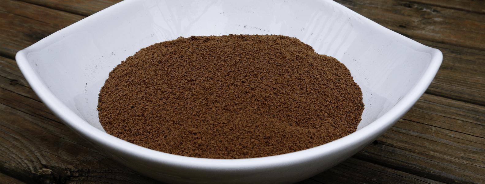 DIY: How to Make Acorn Flour at www.TyrantFarms.com