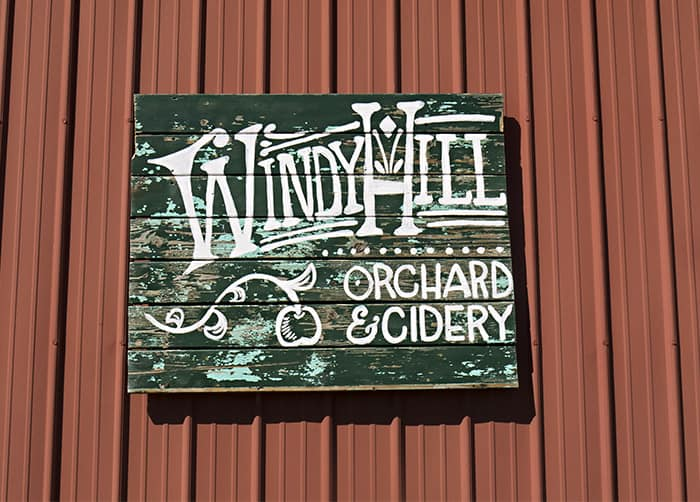 Windy Hill Orchard & Cidery - York, SC