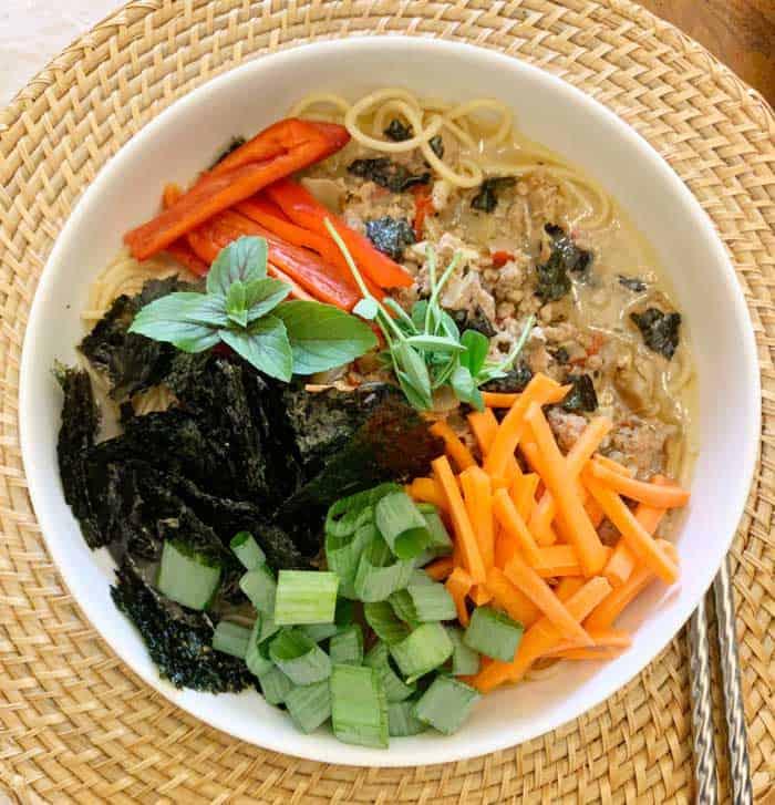 umbrella polypore mushroom soup recipe