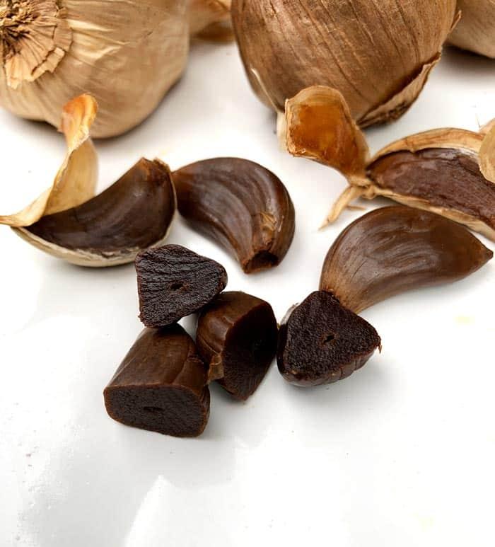recipe: how to make black garlic in a dehydrator